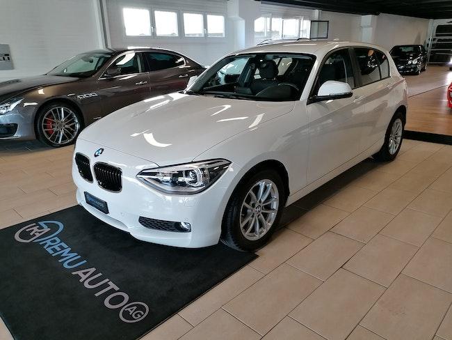 saloon BMW 1er 116i CH-Fahrzeug