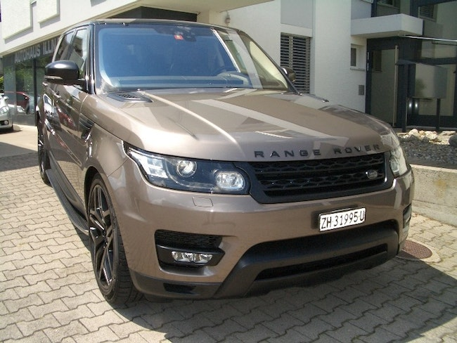 suv Land Rover Range Rover Sport 3.0 TDV6 HSE Dynamic Automatic