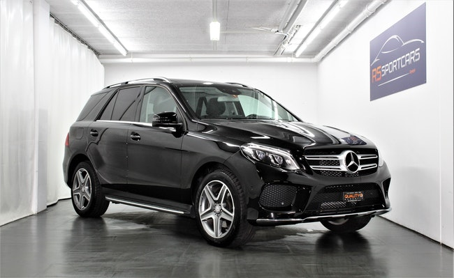 suv Mercedes-Benz GLE-Klasse GLE 350 d 4Matic 9G-Tronic AMG-Line