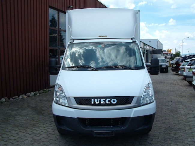 saloon Iveco Daily / Turbo Daily Ecodaily 35 C 17 EEV