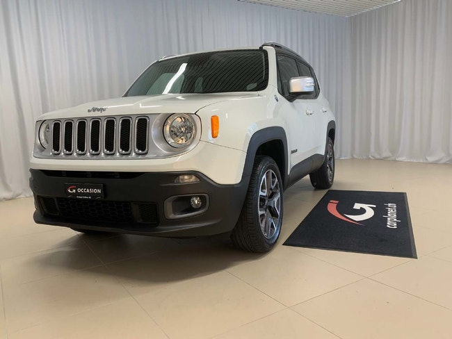 suv Jeep Renegade 2.0 CRD 140 Limited A