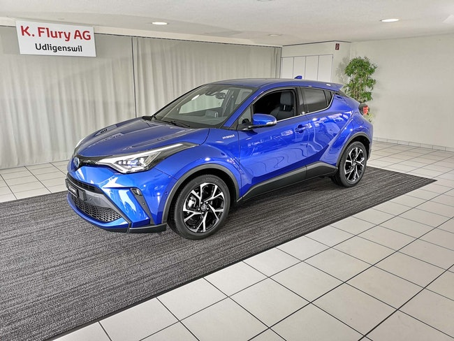suv Toyota C-HR 1.8 VVTi HSD Trend