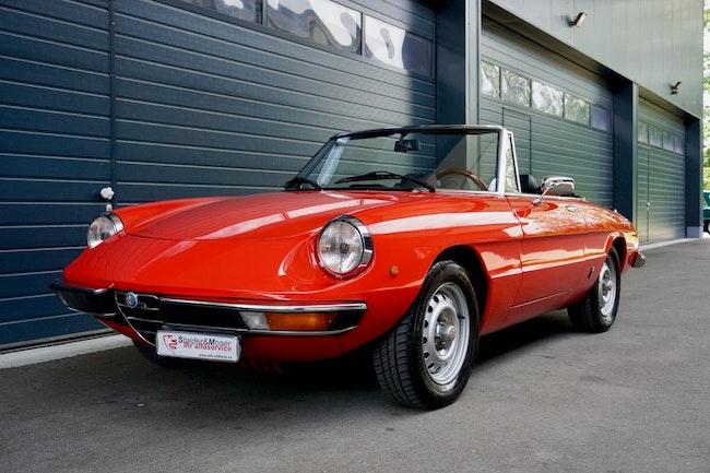cabriolet Alfa Romeo Spider 2.0 (Veloce)