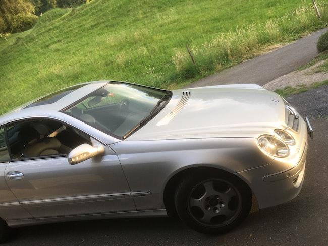 coupe Mercedes-Benz CLK 280 V6 Coupé