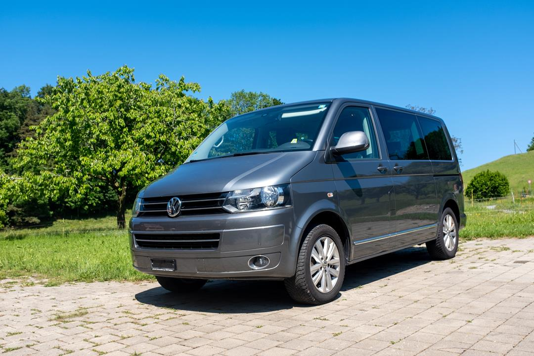 bus VW T5 Multivan Highline Navi