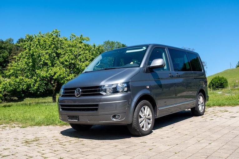 VW T5 Multivan Highline Navi 66'750 km 32'500 CHF - kaufen auf carforyou.ch - 1