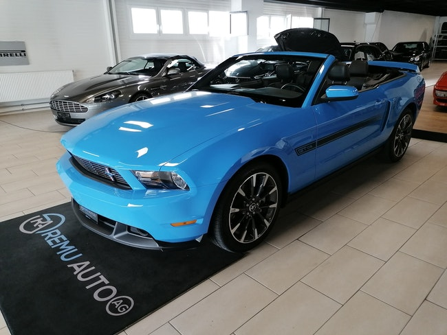 coupe Ford Mustang Mustang USA Cabrio 5.0 V8 GT Premium