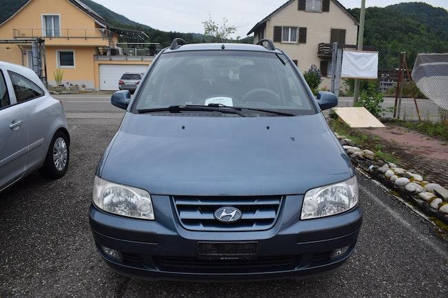 van Hyundai Matrix 1.8i 16V GLS