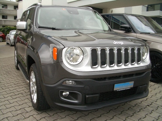suv Jeep Renegade 2.0 CRD Limited AWD