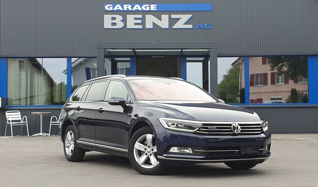 estate VW Passat Var. 2.0 TDI Highl. DSG 4 Motion