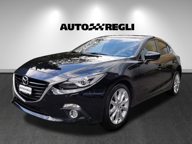 saloon Mazda 3 2.0 16V Revolution