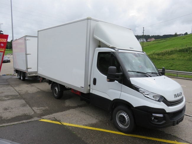 van Iveco Daily / Turbo Daily Daily 35 S 18 A8