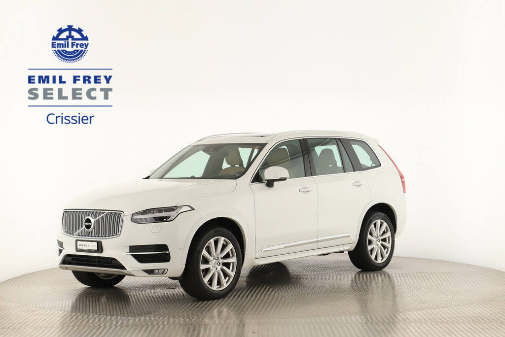 suv Volvo XC90 2.0 D5 Inscription 7P. AWD