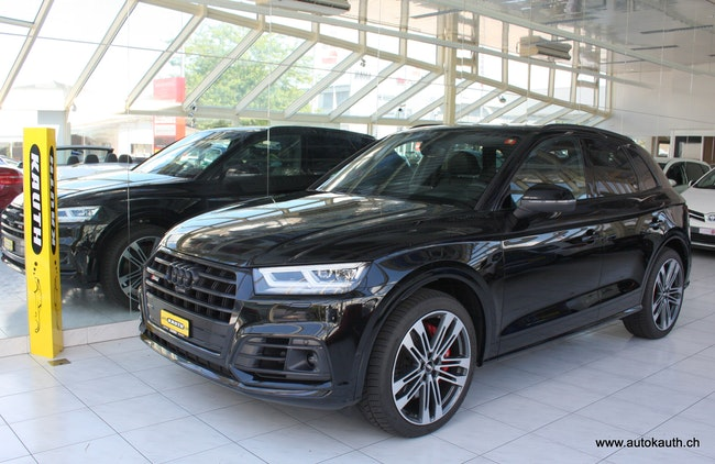 suv Audi SQ5 TDI quattro tiptronic