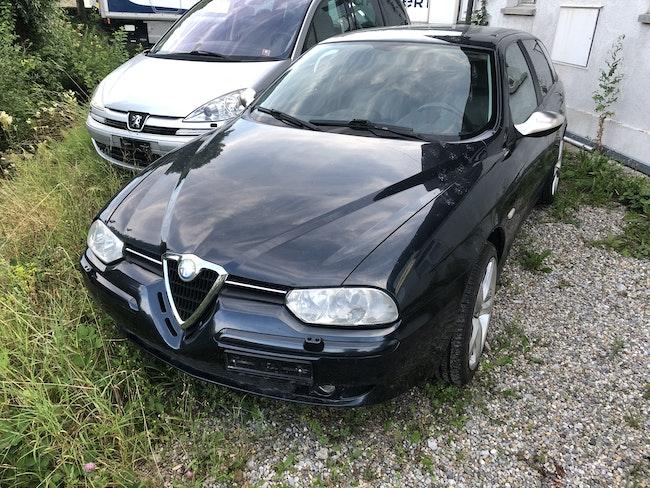 saloon Alfa Romeo 156 2.4 JTD 20V Exclusive