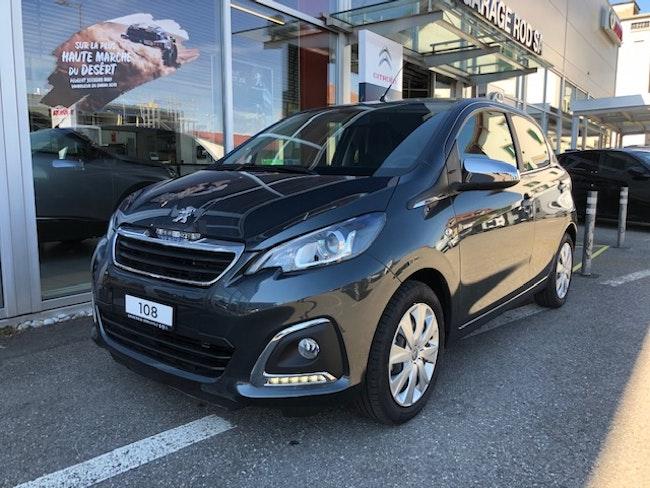 saloon Peugeot 108 1.0 VTi Style S/S
