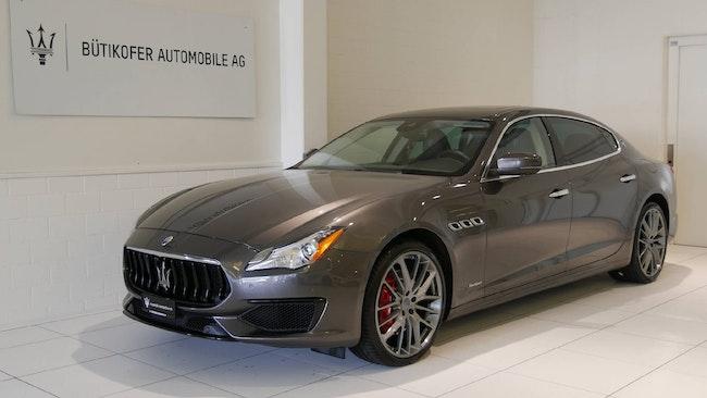 saloon Maserati Quattroporte 3.0 V6 S GranSport SQ4