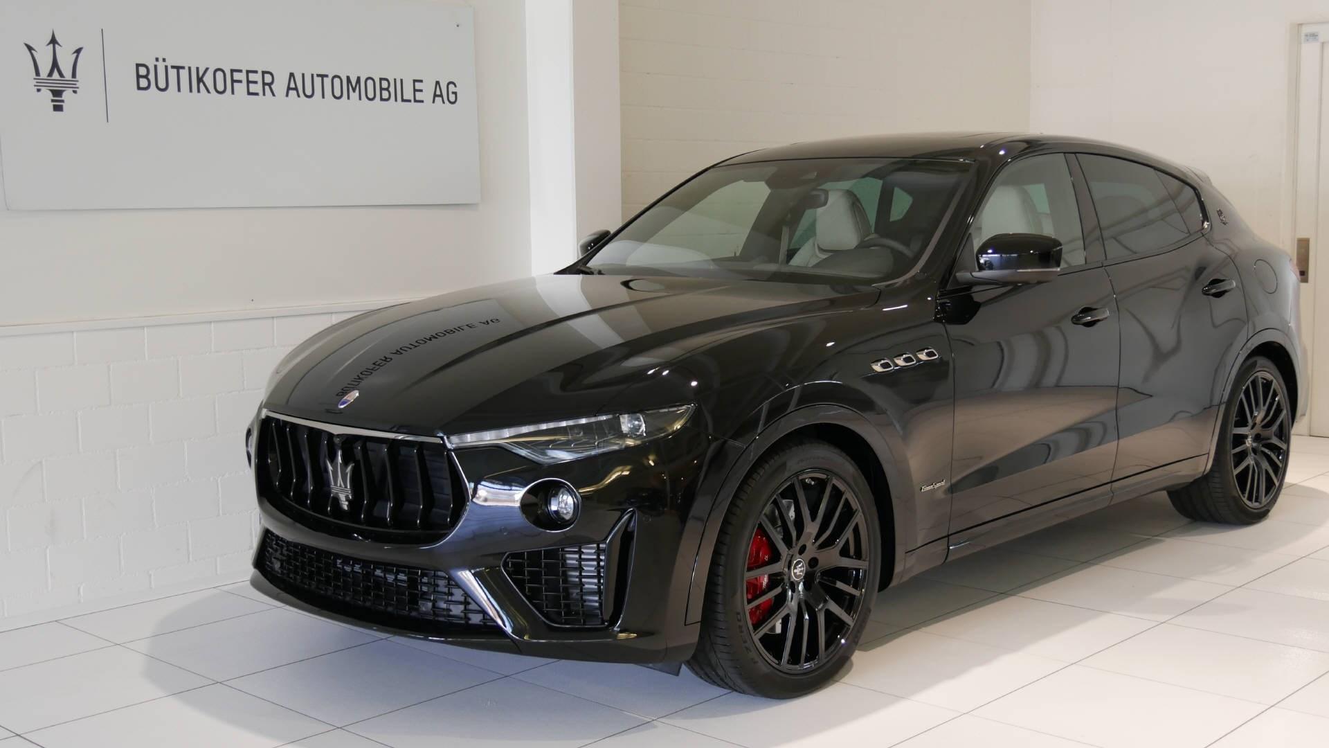 suv Maserati Levante 3.0 V6 S GranSport S Q4