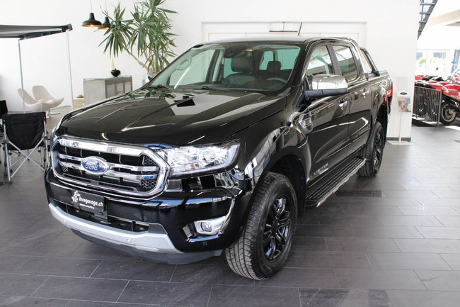 suv Ford Ranger DKab.Pick-up 2.0 EcoBlu Limited