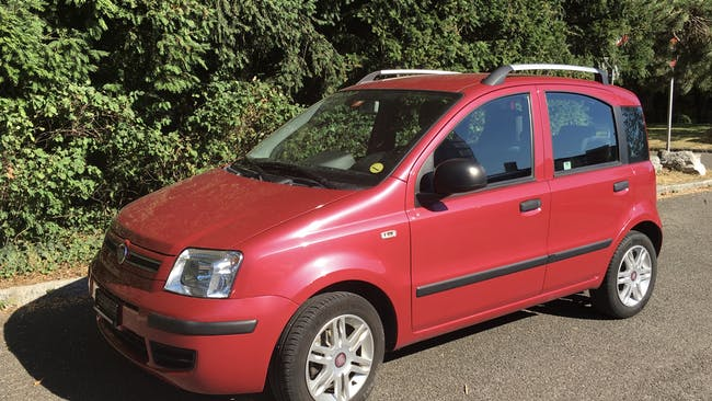 Fiat Panda 1.2 Genius 79'200 km CHF3'900 - buy on carforyou.ch - 1
