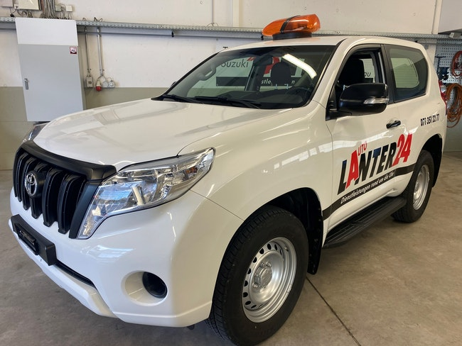 suv Toyota Land Cruiser 2.8 D Linea Profi