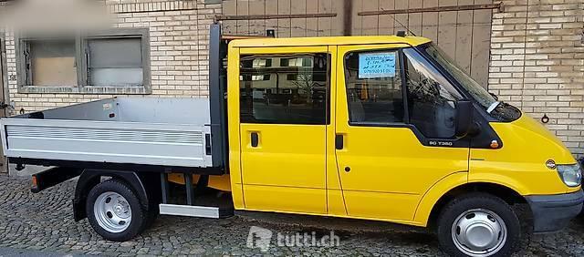 bus Ford Transit Zu verkaufen