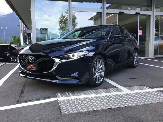 saloon Mazda 3 Sedan 2.0 180 Revolution