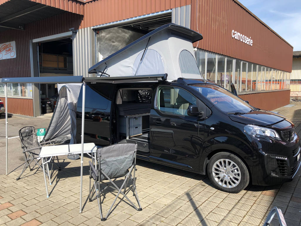 bus Peugeot Traveller Bravia 495 FUN 2.0 180 PS