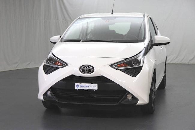 saloon Toyota Aygo 1.0 VVT-i Trend