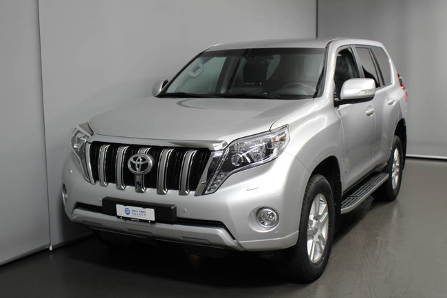 suv Toyota Land Cruiser 2.8 D Linea Sol