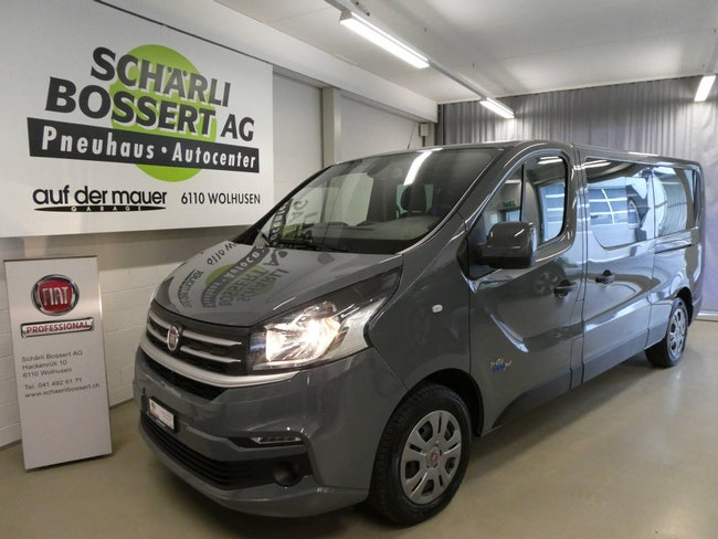 bus Fiat Talento 29 Ko.3498 H1v.2.0 EJ 145 Sw