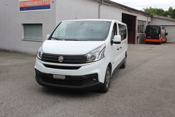 bus Fiat Talento 29 Kombi 3098 H1 v. 1.6 EJ 120 Swiss S/S