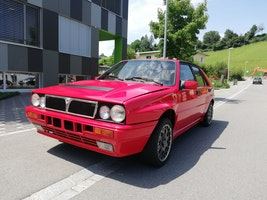 Lancia Delta Integrale 8V 154'000 km 27'900 CHF - kaufen auf carforyou.ch - 2