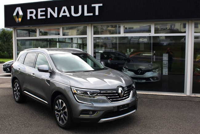 suv Renault Koleos 2.0 dCi Intens X-Tronic 4WD