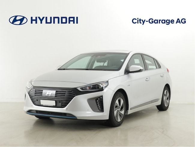 saloon Hyundai Ioniq 1.6 GDi Launch Plus