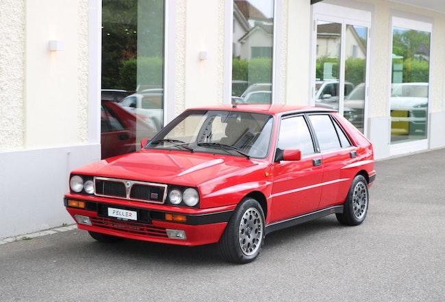 saloon Lancia Delta HF Integrale ABS