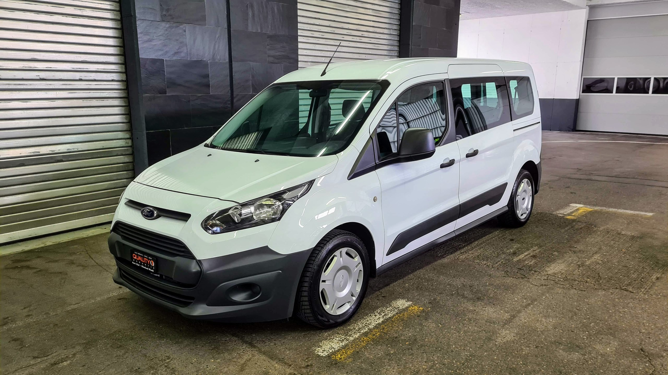 bus Ford Connect Grand Tourneo Connect 1.6 TDCi Ambiente
