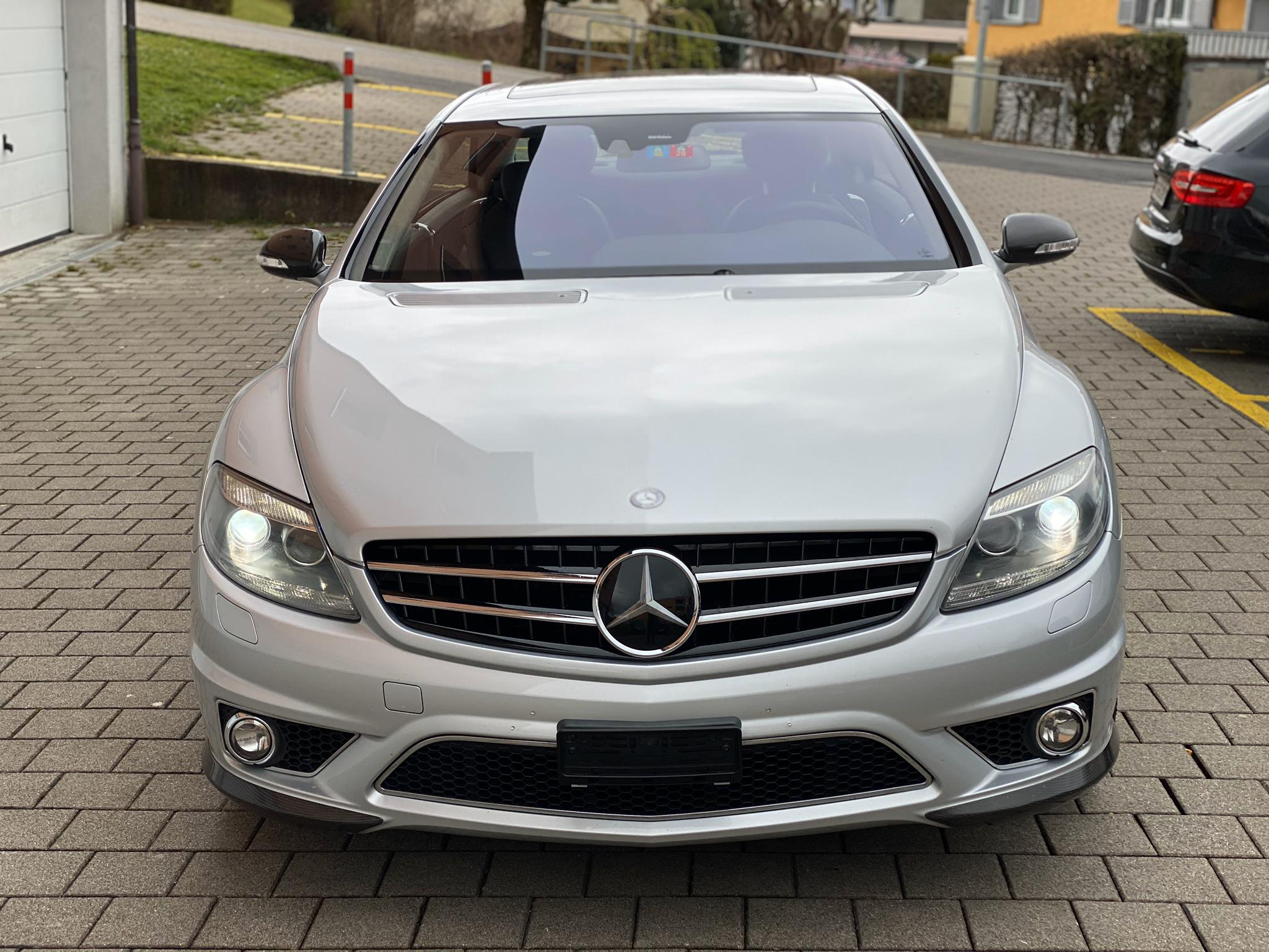 coupe Mercedes-Benz CL 63 AMG Coupé