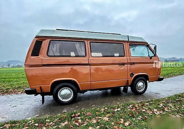 bus VW Typ 2 T3 Joker Westfalia