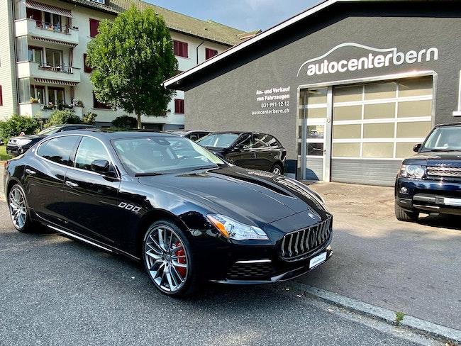 saloon Maserati Quattroporte 3.0 V6 S Q4 GranSport Automatica
