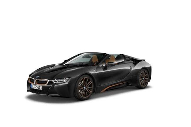 cabriolet BMW i8 Roadster E-Motor + TwinPower