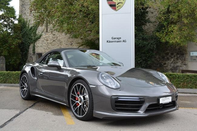 cabriolet Porsche 911 Turbo Cabrio PDK
