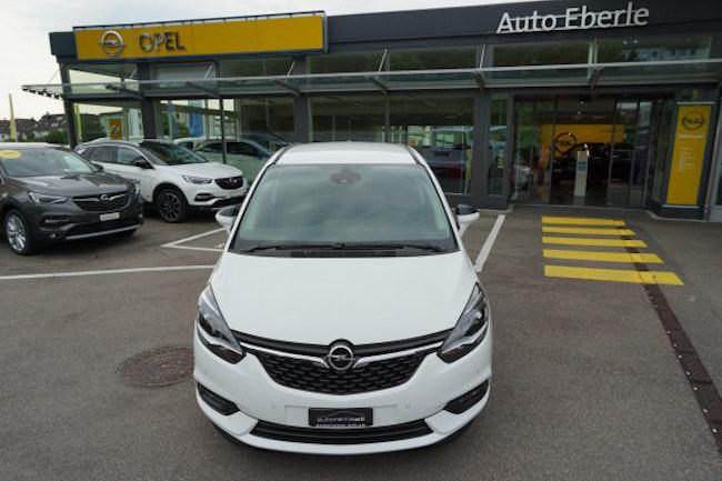 van Opel Zafira 1.6i Turbo 120Y
