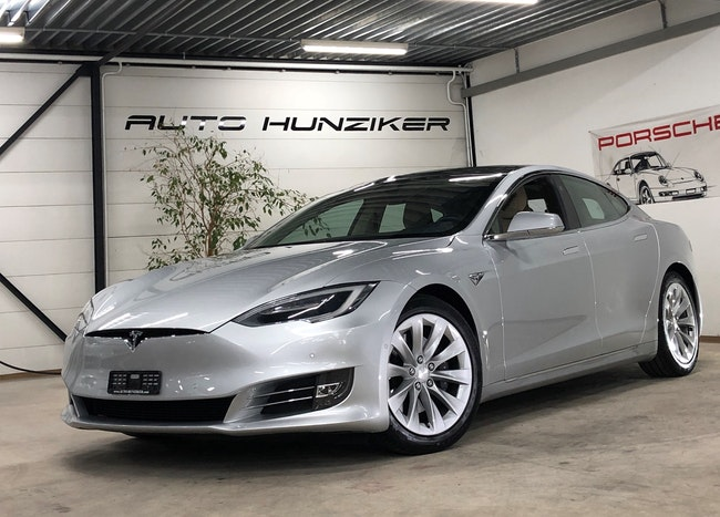 saloon Tesla Model S 75 Facelift