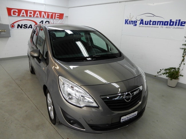 van Opel Meriva 1.4 Turbo Enjoy