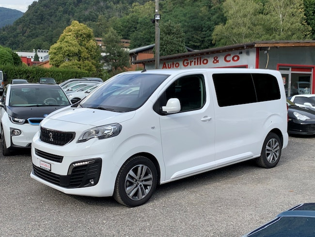 bus Peugeot Expert Traveller 2.0 BlueHDi Business Standard EAT