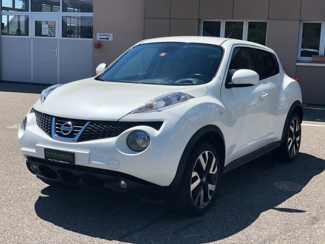 suv Nissan Juke 1.5 dCi tekna