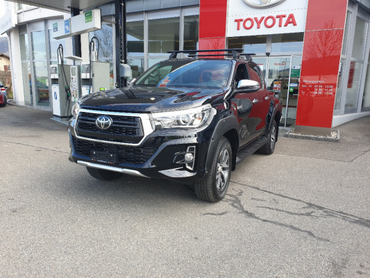 suv Toyota Hilux 2.4D Limited DC 4x4