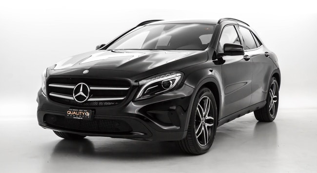 suv Mercedes-Benz GLA-Klasse GLA 200 Urban 7G-DCT EXKLUSIV