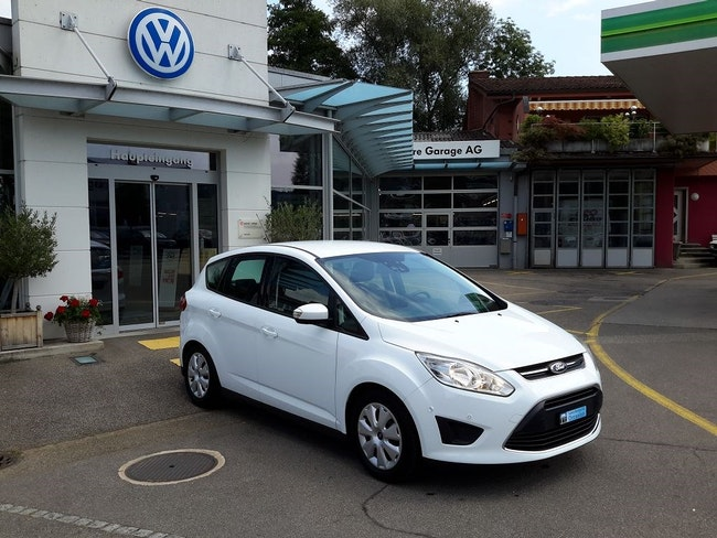van Ford C-Max 2.0 TDCi Carving